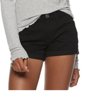 Juniors SO rolled cuff Shorties NWT